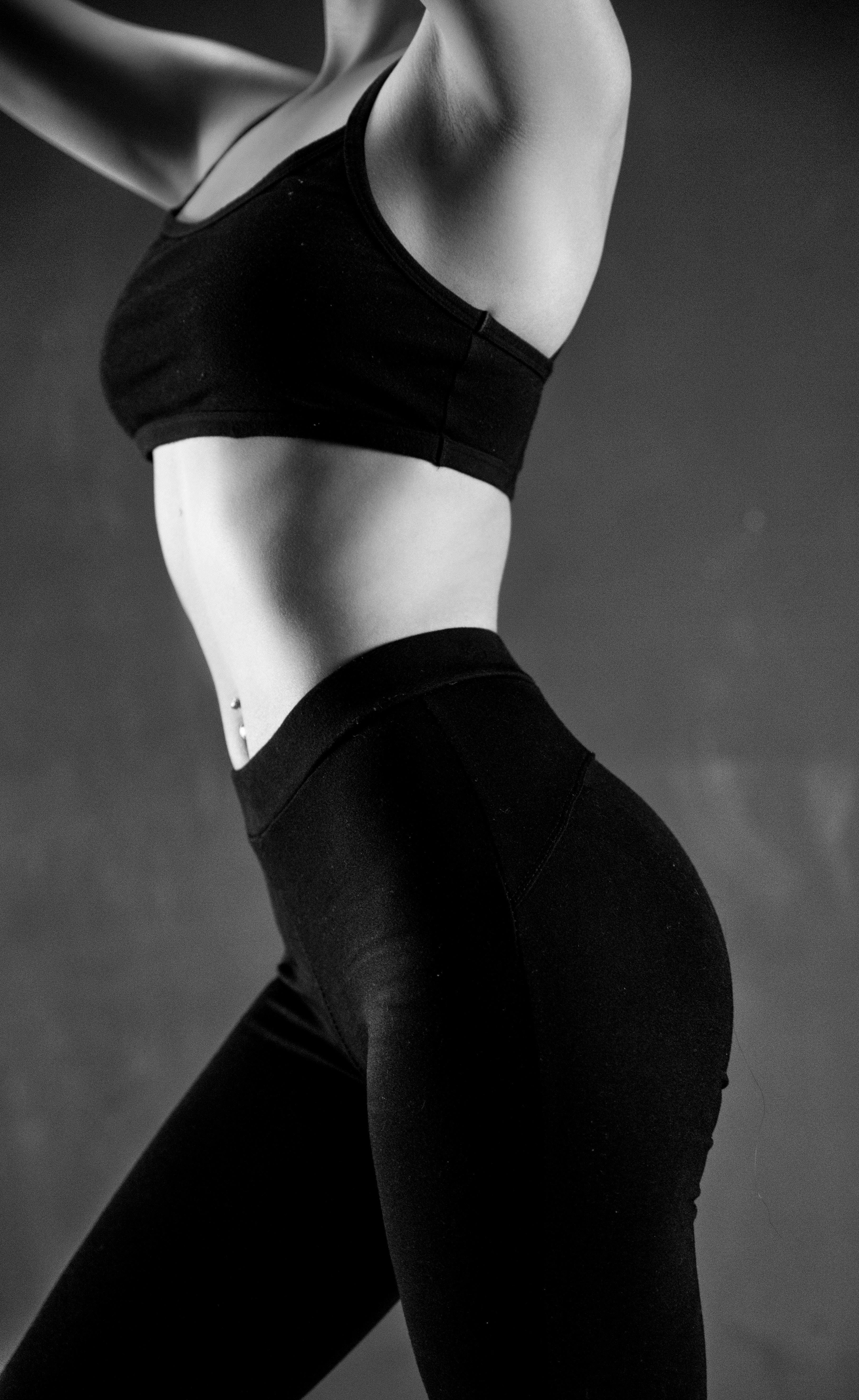szczupłe ciało dzięki zajęciom aerobiku