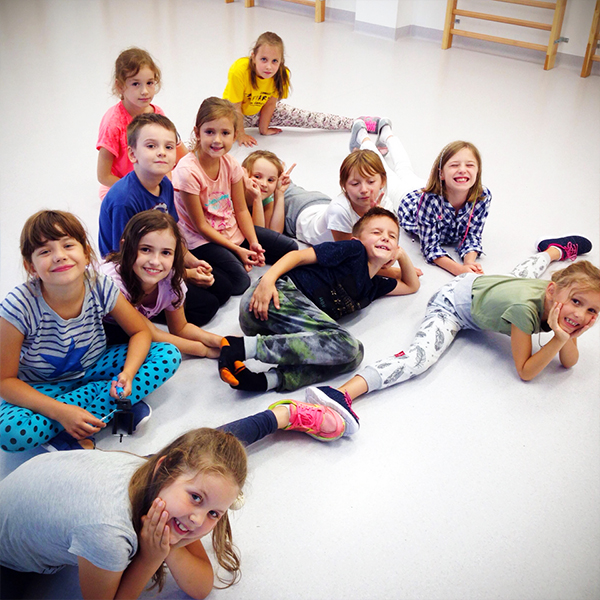 Zajecia taneczne dla dzieci wMarkach