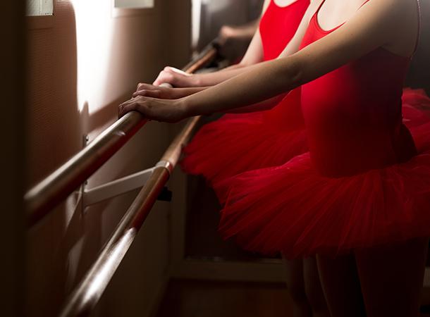 Balet dla dzieci wMarkach