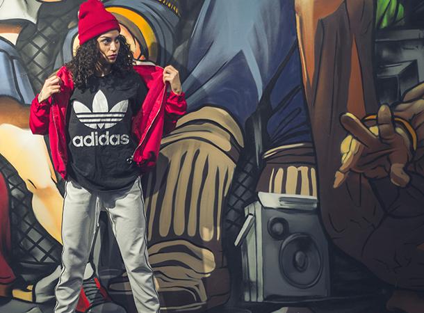 Zajecia dla dziecia Hip hop Marki