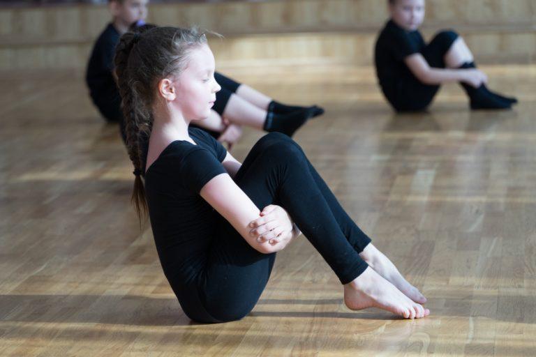 Gimnastyka korekcyjna dla dzieci w markach