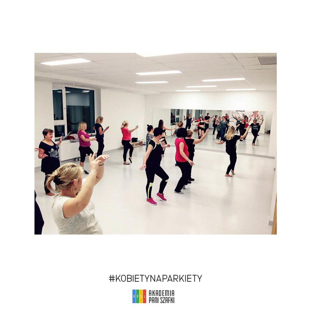 zajęcia taneczne dla kobiet marki