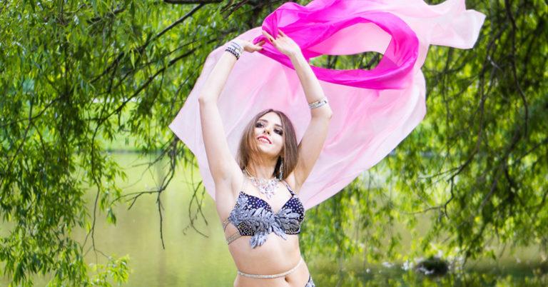zajecia taneczne dla kobiet - taniec orientalny dla pan wMarkach