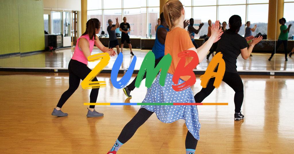 Zajęcia taneczne ifitness Zumba wAkademia Pani Szafki