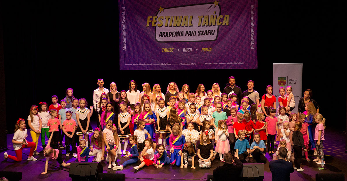 Marki - Festiwal Tanca Akademia Pani Szafki wMCER