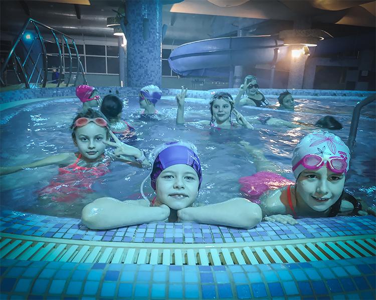 basen naobozie dla dzieci