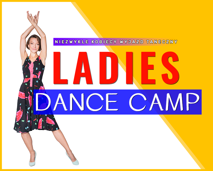 Ladies Dance Camp Lato 2020