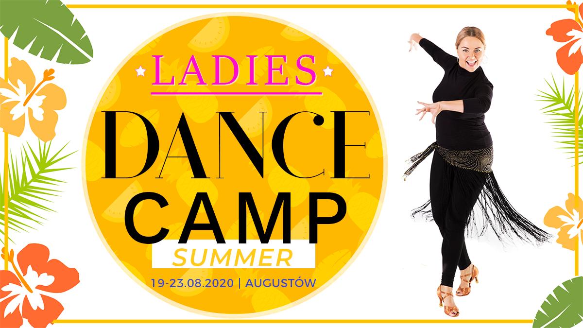 Ladies Dance Camp Summer Wyjazd taneczny
