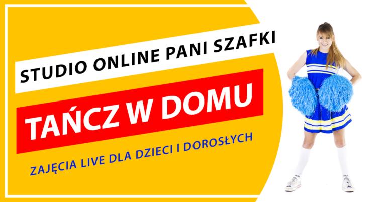 Studio Online Pani Szafki – tańcz wdomu zAPSz