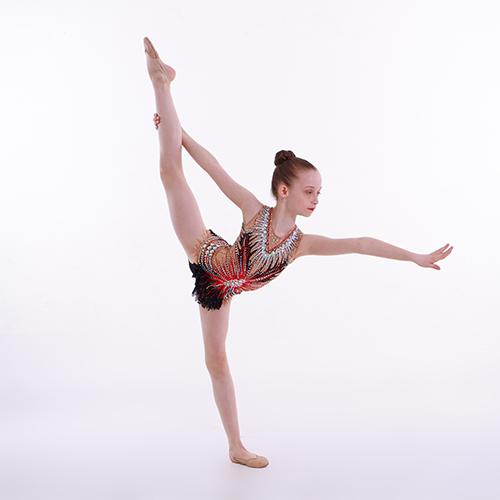 gimnastyka artystyczna wMarkach