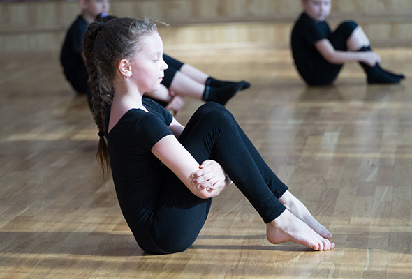 gimnastyka korekcyjna dla dzieci wMarkach