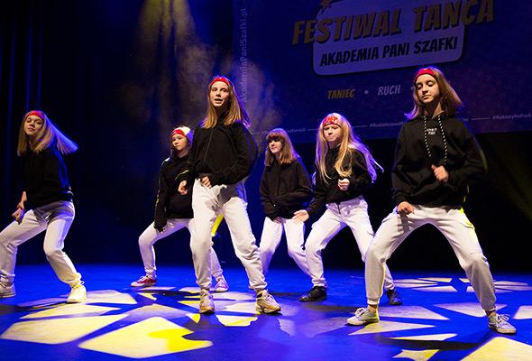 zajęcia taneczne Hip-Hop dla dzieci. Taniec Marki