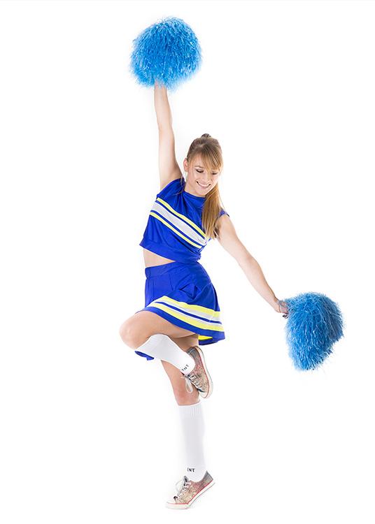 Justyna Piasecka Krezel Instruktorka Cheerleadingu wAkademia Pani Szafki