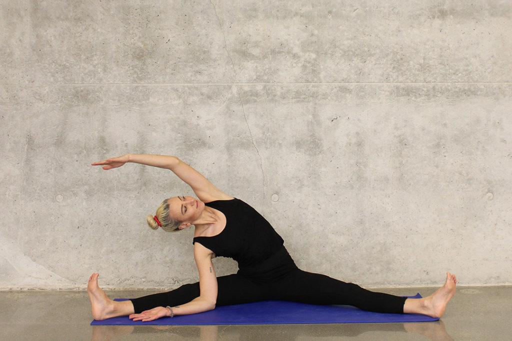 stretching dla kobiet wMarkach