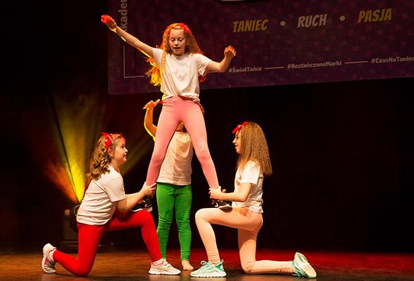 taneczny mix zajecia taneczne dla dzieci