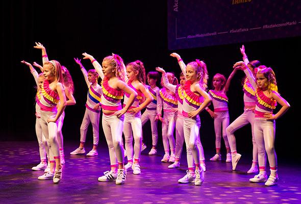 zajęcia taneczne ztańca nowoczesnego