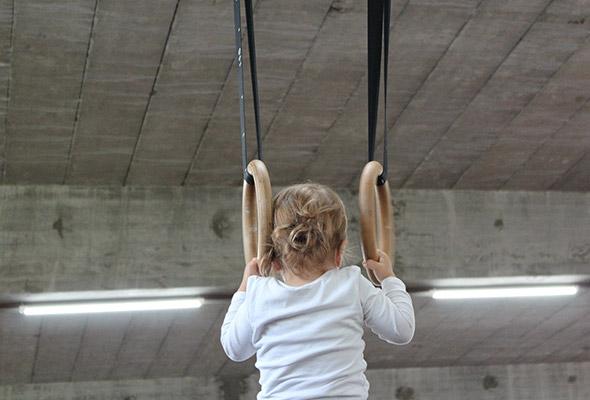 gimnastyka smyka dla maluszkow wMarkach