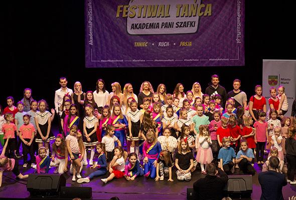 szkoła tańca wMarkach
