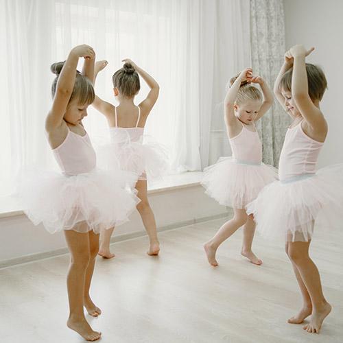 balet dla dzieci wszkole tanca Akademia Pani Szafki