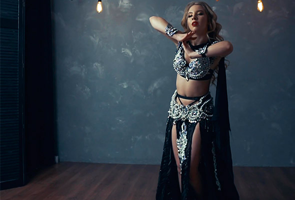 Taniec brzucha wAkademia Pani Szafki Szkola Tanca Marki