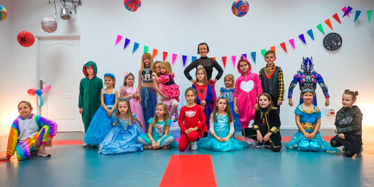 Karnawałowe warsztaty tańca dla dzieci