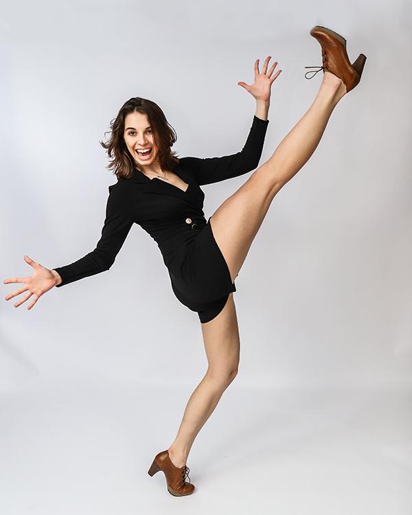 Dominika Szymanska-Instruktorka Tanca wszkole tanca Akademia Pani Szafki