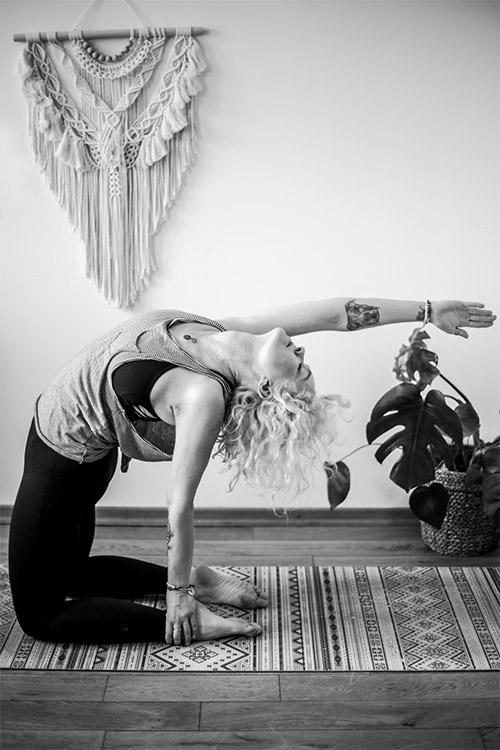 Yoga Vinyasa dla doroslych wMarkach