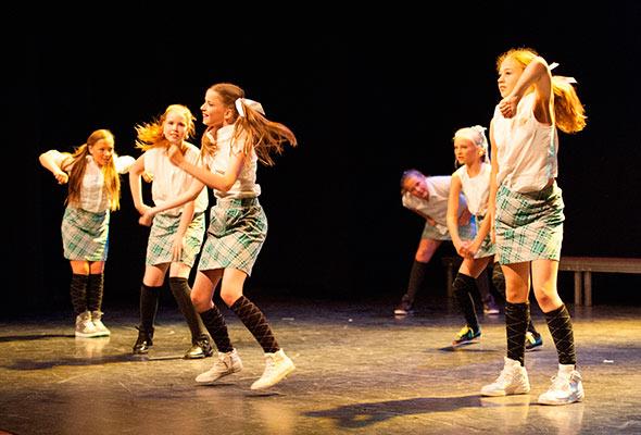 show dance nauka tanca dla dzieci wMarkach
