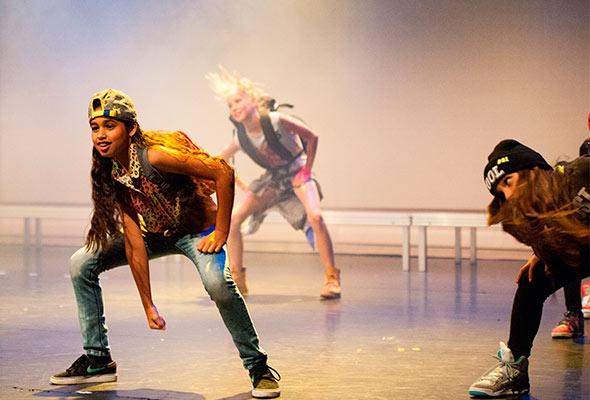 street dance zajecia taneczne dla dzieci wmarkach