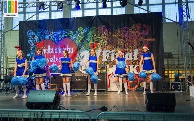 cheerleading dla dzieci imlodziezy marki