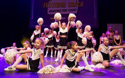 cheerleading dla dzieci wMarkach