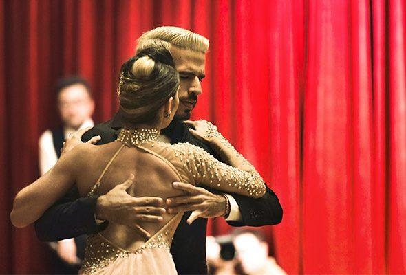 Kursy tanca dla par marki wakademia pani szafki
