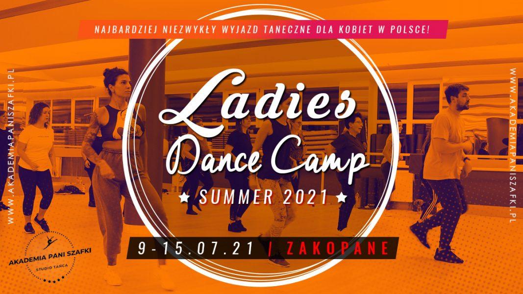 oboz taneczny dla kobiet wZakopanem. Wakacje ztancem dla Pan