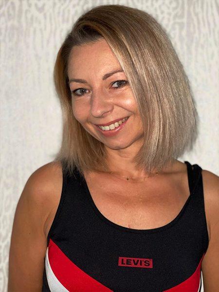 Instruktorak jogi dla dzieci wMarkach