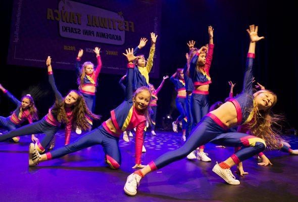 Taniec dla dzieci, mlodziezy idoroslych wMarkach