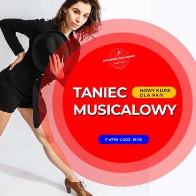 kurs tanca dla pan taniec musicalowy marki