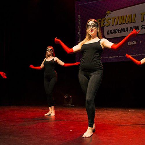 zajęcia dla kobiet wMarkach - Sexy Dance