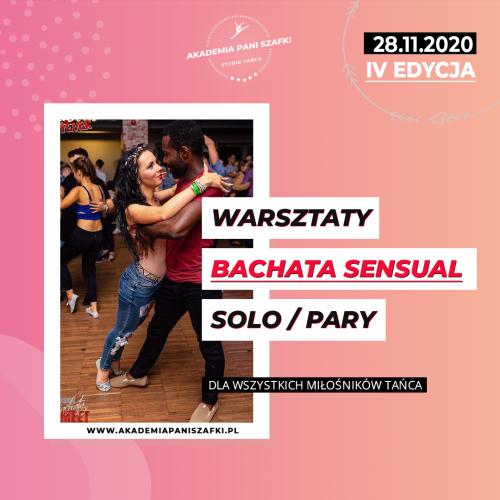Warsztaty Bachata Sensual - Kursy Tanca dla par isolo
