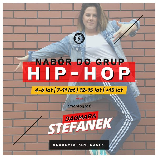 zajecia taneczne hip hop dla dzieci imlodziezy wMarkach