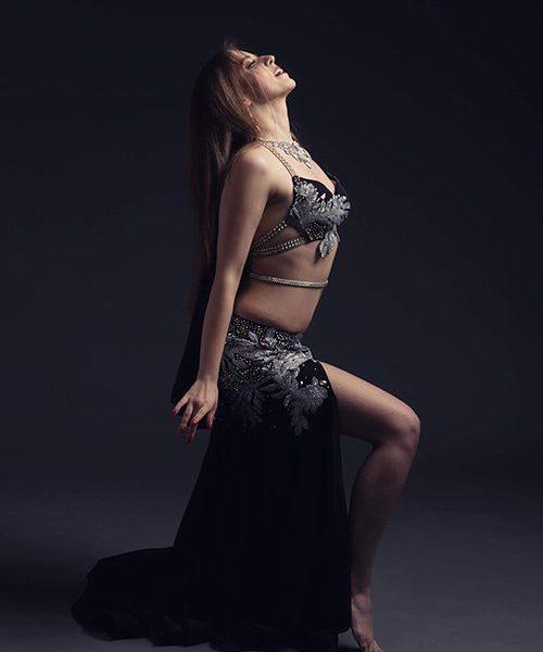 Nina Batusiewicz - instruktorka tanca orientalnego wakademia pani szafki marki