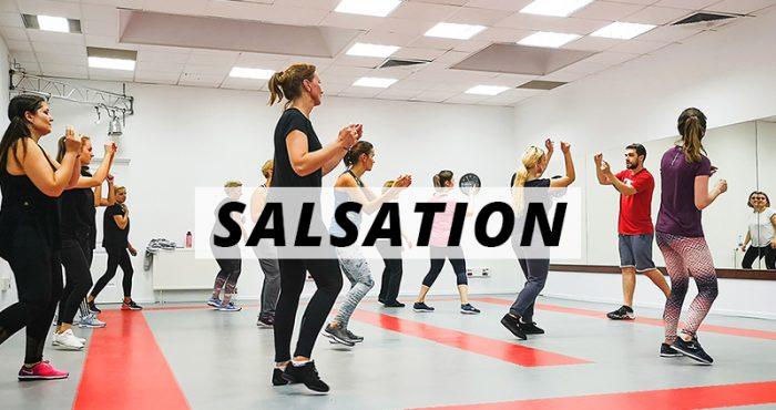 zajęcia taneczno fitnessowe dla kobiet wMarkach