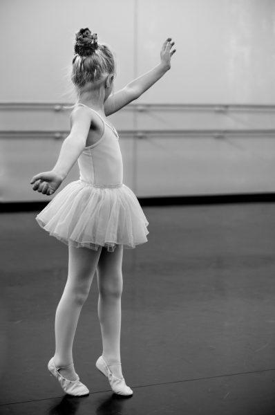balet zajecia dla dzieci wMarkach